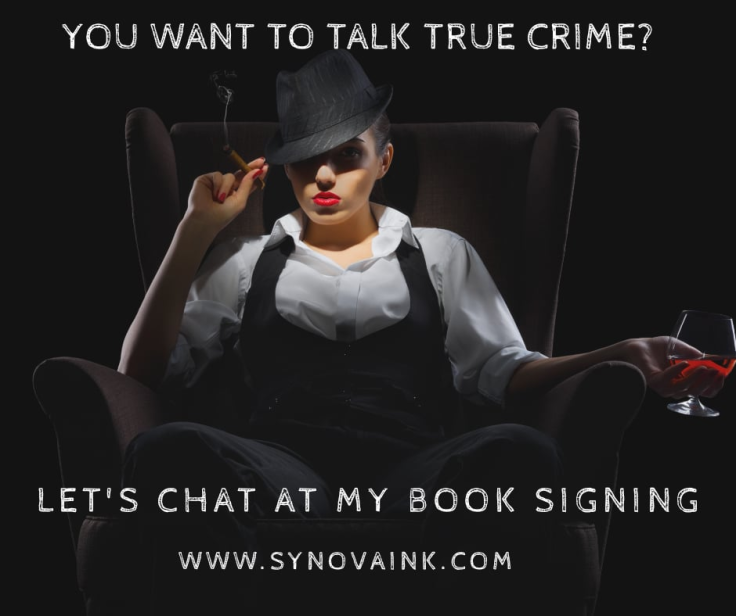 synova's book signing meme